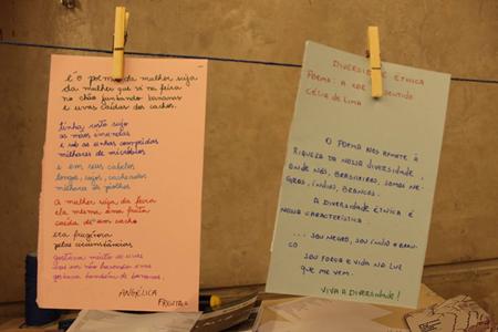 Direitos Humanos em Poesias – Marcela Boni Evangelista, Vanessa Paola Rojas Fernandez (USP-SP)