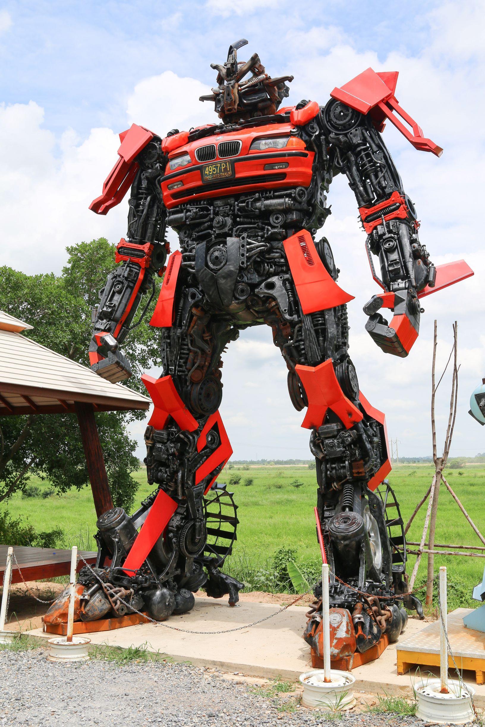 O universo dos Transformers: os robôs no espaço humano – Por Fabio Antonio Costa (Rede pública de São Paulo)